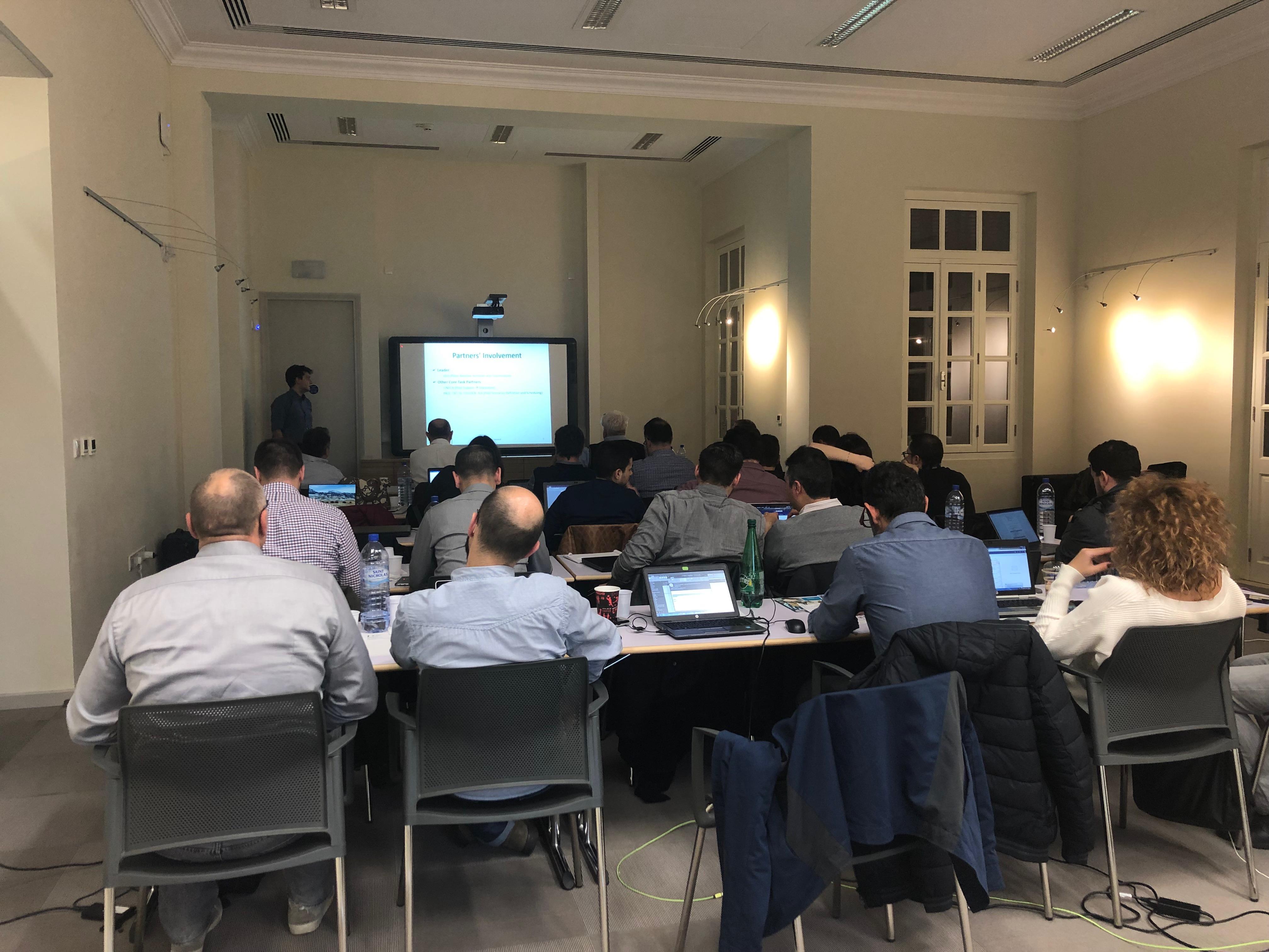 ICARUS Plenary Meeting in Limassol