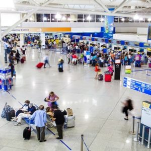 AIA Departures