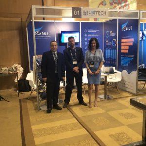 ICARUS @ IATA ADS 2019