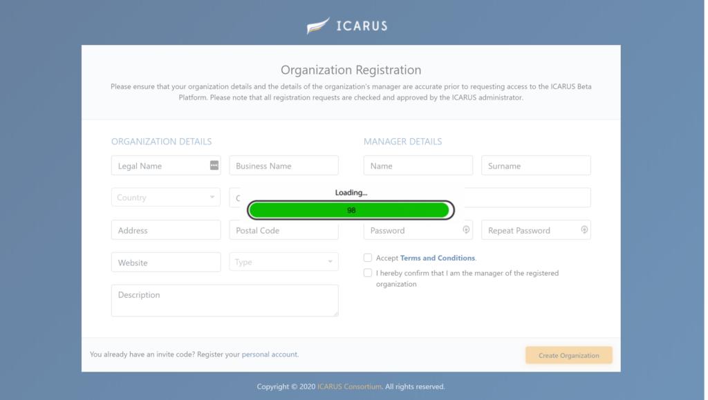 market opportunities icarus platform